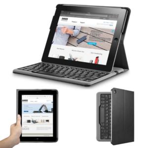 Folio Keyboard Case For Ipad 432