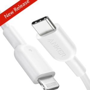 PowerLine II USB-C-Lightning 6ft