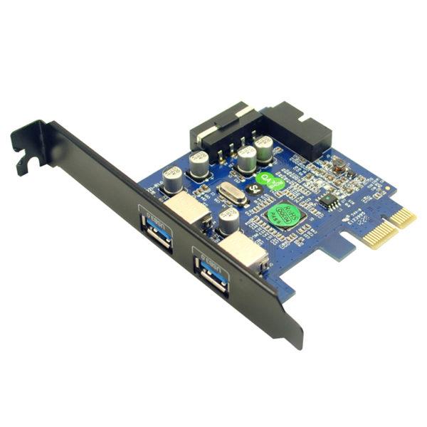 USB 3.0 PCI-E Card 2 Puertos